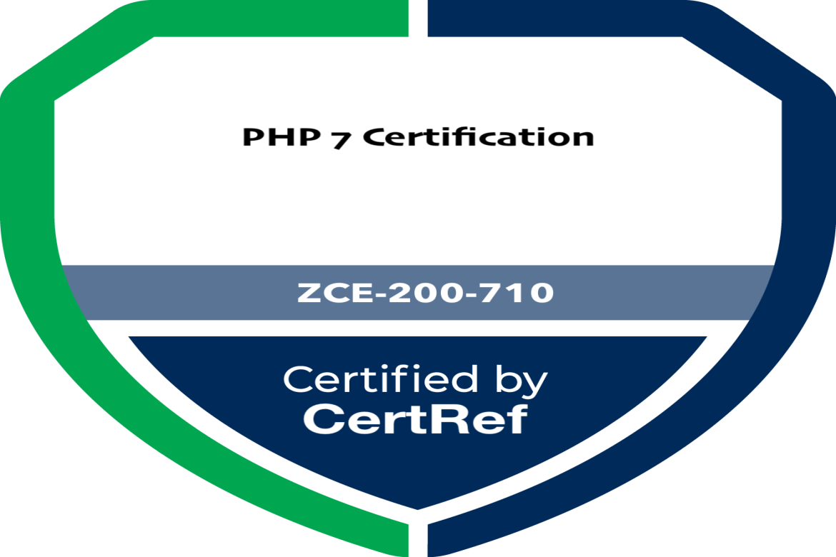 PHP 7 Certification