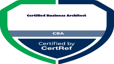 Certified Business Architect